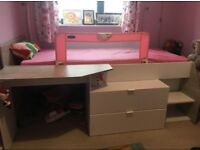 Single Bunk bed for kids... ideal for Boy or girl..
