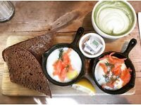 Cooks wanted at Le Pain Quotidien in Covent Garden