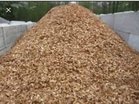 Want chip wood / chip bark