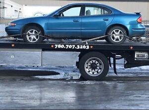 Towing Service, Edmonton and surrounding areas.