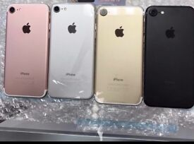 Apple iPhone 7 128gb unlocked mint condition like new come with Warranty & receipt