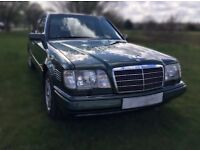 mercedes benz w124 e300d ....low milage
