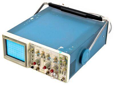 Tektronix 2235 Portable Benchtop 100mhz Dual-tracetimebase Oscilloscope