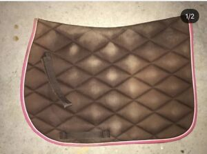 Jumping saddle pad for sale!