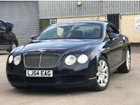 2004 Bentley Continental 6,0 GT Coupe 3dr automatic
