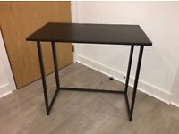 Portable Computer Desk Free Standing (extremely easy to open & close)