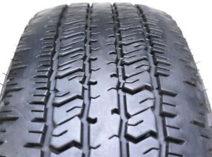 LT265/70R18 Used Tires with 75% Tread left GT Radial
