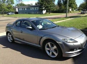 2004 MAZDA RX8 NEVER WINTER DRIVEN 90K INSPECTED