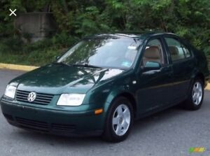 2000 jetta for parts