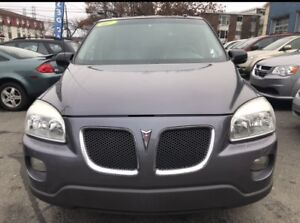 07 Pontiac Montana SV6 w/ New MVI,Oil Change & Undercoat-LOW KM