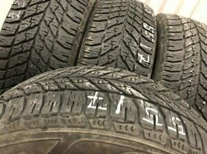 235/55/17 winter tires. In excellent condition