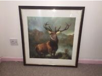 Monarch of the Glen print