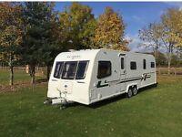Bailey Retreat Sycamore 2012 *6 Berth Family Caravan *Double Bed *Twin Axle
