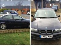 2001 BMW 316i SE