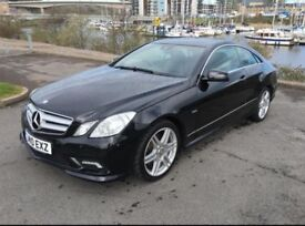 2009/2013 MERCEDES E CLASS COUPE W212 BREAKING ALL PARTS AVAILABLE