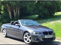 BMW 3 series 330i convertible M sport