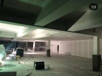 Strategic Drywall BC Victoria taping tapers finishers