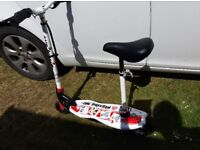 One direction Electric scooter