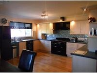Detatched 3 bed house with option to purchase extra plot with planning permission