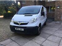 Vauxhall Vivaro 2013 1.9 Full Service History Immaculate Condition NO VAT & NEW MOT