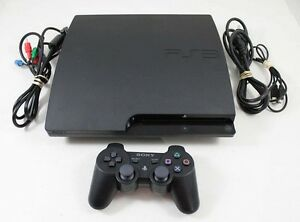 PS3 in mint condition with controller and 5 games
