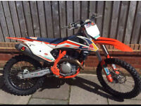 2016 KTM 450 Factory Edition