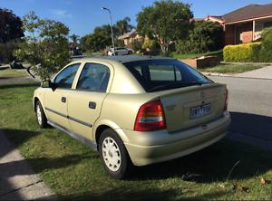2005 Holden Astra Hatchback Cranbourne Casey Area Preview