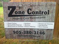 Grass Cutting  & Property Maintenance