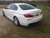 BMW 5 series m sport
