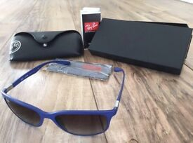 Ray Ban - Lite Force in blue
