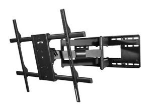 "FMX3 Kanto full motion TV wall mount. 40-90"" tvs"