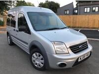 FORD TOURNEO CONNECT TDCI TREND 2009 8 SEATS