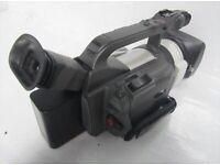 Canon XM1 Camcorder - Black/Silver