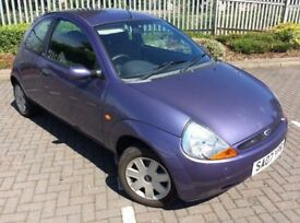 2007 FORD KA 1.3 STYLE, LONG MOT UNTIL JUNE- 2018