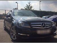 2012 Mercedes-Benz C Class 2.1 C220 CDI BlueEFFICIENCY Sport £10,995