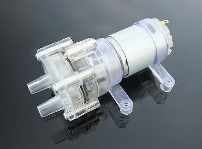 Dc12v 4.8w 1.8lmin 385 High Temperature Resistant Aquarium Diaphragm Water Pump