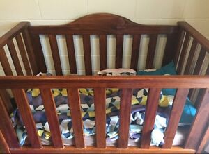 Cot and Change table! Mirboo North South Gippsland Preview