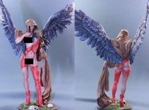 tin toy soldiers  painted Pegaso Girl 80mm Lilith