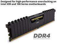 Vengeance® LPX 16GB (2x8GB) DDR4 DRAM 2400MHz