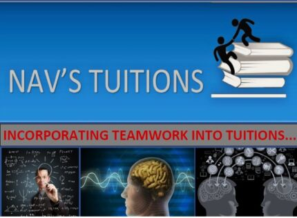 Nav's Tuitions introduces FREE first session Noble Park Greater Dandenong Preview