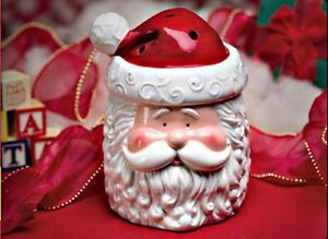 Beautiful large Santa scentsy warmer