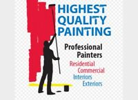 Low rates great service best painters