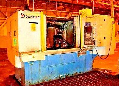 Danobat Rcp1-1200 Cnc Internal Grinder