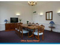 ** EDINBURGH (EH2) Office Space to Let in Edinburgh