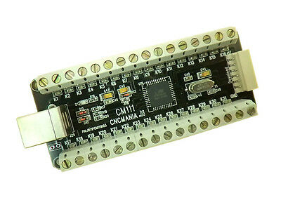 Cnc Mach3 Usb Key Board Compact Type Cm -111