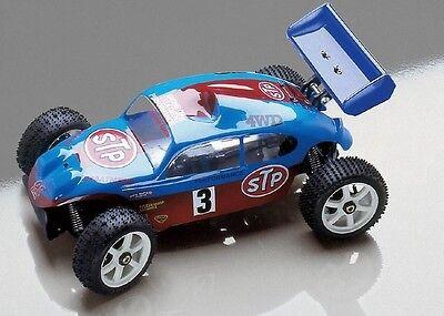 Karosserie 020334 Racing Herbi Buggy 1:8 - Neu / Ovp