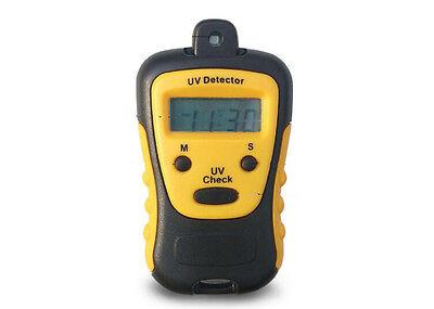 High Precision Uv Strength Tester Uv Measuring Photometer Detector Alarm Remind