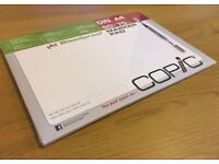 Official Copic Bleedproof Marker Pad