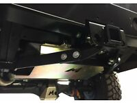 Discovery 2 terrafirma receiver hitch/tow bar.