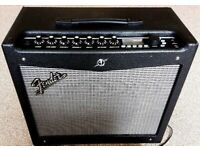 Fender Mustang 3 , III V2 , 100 Watts Digital Guitar Modelling Amp Combo Amplifier with Effects.